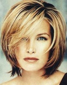 Short Haircuts For Women Over 50 With Fine Hair Inspirational ~ Best Best Hairstyles For Your - Medium-Length Golden Bob - Best Haircuts For Women Short Hairstyles for Round Faces 2017 Lovely Best 10 2017 Best Bob Hairstyles Over 50 Emaytch 27 Piece Hairstyles, Layered Bob Hairstyles, Hairstyles Over 50, 2015 Hairstyles, Cool Hairstyles, Choppy Haircuts, Updos Hairstyle, Feathered Hairstyles, Braided Hairstyles