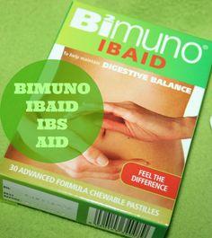 Just me, Leah.: Bimuno IBS pastilles update