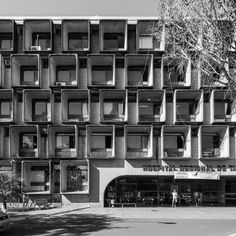 Clássicos da Arquitetura: Hospital Regional de Taguatinga / João Filgueiras Lima…