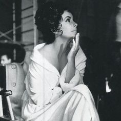 Elizabeth Taylor was the first actress in Hollywood to make $1 million dollars from a movie. She earned it with her role in Cleopatra.