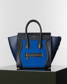 8725976f68d CÉLINE   Handbags collection Fake Designer Bags, Designer Handbags, Celine  Mini Luggage, Celine