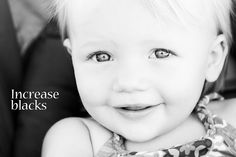 Turning a picture into a good black & white is fairly simple but there are a few basic rules you need to follow. Contrast in black & whites make them pop.