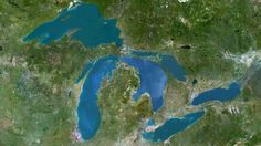 Here are some things about the Great Lakes you may not have known.