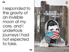 The Reluctant Fundamentalist by Mohsin Hamid | 46 Brilliant Short Novels You Can Read In A Day