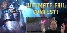 Post a compilation video of your favorite MOBA Legends Fails before Dec for a chance to Win Big! Moba Legends, Compilation Videos, Mobile Game, Fails, Big, Make Mistakes