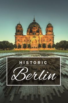 Best of Berlin. Once a fractured city divided by an infamous wall, Berlin has morphed into one of Europe's most vibrant and exciting destinations.