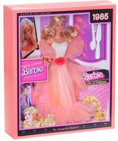 Barbie fior di pesco