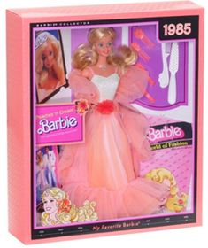 Loved this Barbie.