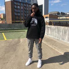 Looks Hip Hop, Urban Aesthetic, Hypebeast, Streetwear Fashion, Street Styles, Street Wear, Sporty, Website, Sneakers