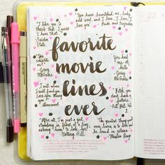 Day 21 of the challenge: favorite lines from a movie ? Most of my favorites are those achingly romantic (aka mushy) lines from some of my favorite movies plus a zinger from Beatrix Kiddo
