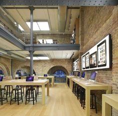 Фирменный магазин Apple в Ковент Гардене