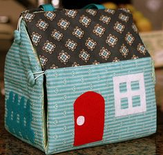 Home away from Home. DIY children's toy!