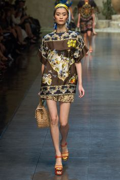 Dolce & Gabbana Spring 2013 Ready-to-Wear - Collection - Gallery - Style.com
