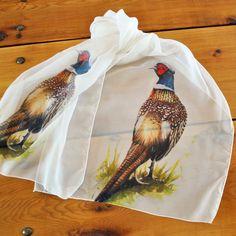 """Pheasant Ladies' """"Silky"""" Scarf"""