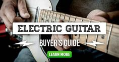 It's important to know which electric guitar will suit your needs best. The AMS Buyer's Guide will help you find it.