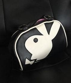 New Playboy Handbag with Wallet and Belt