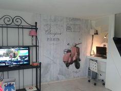 Photo wallpaper girls / foto behang meiden collection Lef - BN Wallcoverings