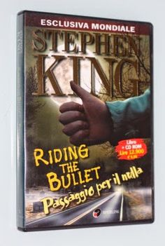 STEPHEN KING ONLY: Riding the Bullet-Passaggio per il nulla CD-Rom - ...