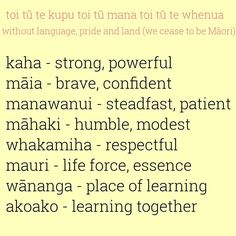 Virtues Primary Teaching, Teaching Resources, Maori Songs, Maori Symbols, Maori Designs, Unusual Words, Symbols And Meanings, Maori Art, Childhood Education