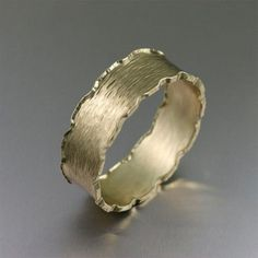 Be exotic, trendy and classic all at the same time with this Chased Nu Gold Bangle Bracelet. This pretty bangle bracelet has it all with its hand-textured surface and raised edging. Gold Bangle Bracelet, Cuff Earrings, Diamond Bracelets, Metal Jewelry, Gold Jewelry, Beaded Jewelry, Fine Jewelry, Jewelry Making, Gold Jewellery Design