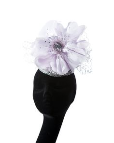 Beth Morgan Couture - Shimmer by BethMorganMillinery on Etsy