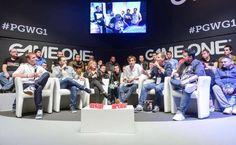 Game One partenaire et en duplex de Paris Games Week 2017 - Un dispositif unique pendant 6 jours dès l'ouverture du salon avec une formule exclusive de #Teamg1 en immersion totale dans la Paris Games Week à partir du 1er novembre : suivez Julien Tellouck, ...