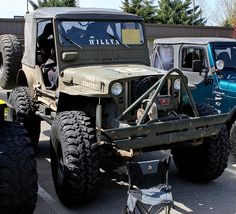 Evan Praty 1948 Willy Army Jeep M-38 Off-road edition | Flickr