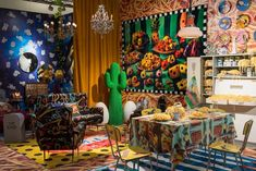 seletti, gufram and TOILETPAPER present their surreal 'maze of quotes' installation at fondation beyeler during the art basel in miami beach. Art Basel Miami, Design Your Life, Pop Design, Innovation Design, Installation Art, Contemporary Design, Branding Design, Design Inspiration, The Incredibles