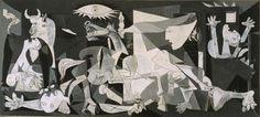 Pablo Picasso - El Guernica