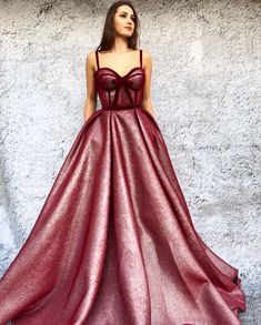 Hearts Afire TMD Gown