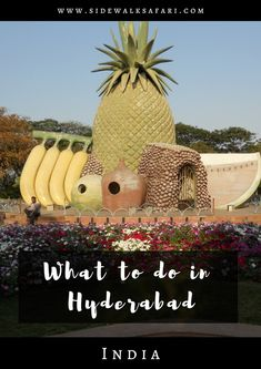 Things to do in Hyderabad India. What to see in Hyderabad. What to do in Hyderabad. Hyderabad points of interest. Travel Around Europe, India Travel, India Destinations, Weather In India, Things To Do, How To Memorize Things, Backpacking India, India Culture, Visit India