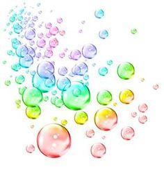 BUBBLES~Pastel Bubbles