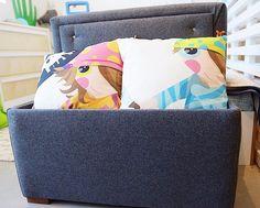 Modern Kids Furniture, Canada, Throw Pillows, Bed, Instagram, Home, Toss Pillows, Cushions, Stream Bed