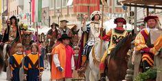 Fyra medeltidsfestivaler i Europa du inte bör missa