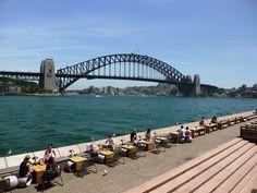 Na Sydney Harbour Bridge zawsze w Nowy Rok odbywa się widowiskowy pokaz sztucznych ogni