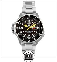 Seiko 5 Sports Automatic Atlas Diver Black Dial de  ✿ Relojes para hombre - (Gama media/alta) ✿