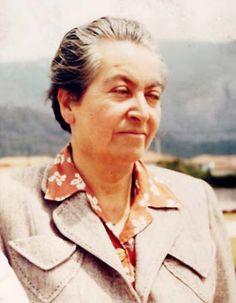 Gabriela Mistral http://www.encuentos.com/biografias/gabriela-mistral/