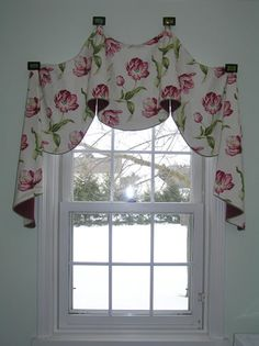 Bedroom curtains modern window treatments Ideas for 2019 Kitchen Window Curtains, Window Drapes, Hanging Curtains, Curtains With Blinds, Bedroom Curtains, Valances, Cornices, Wall Curtains, Burlap Curtains