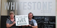 Taste the unique flavours crafted by one of NZ's leading artisan cheesemakers at the Whitestone Cheese shop and cafe Cheese Shop, Restaurant, Diner Restaurant, Restaurants, Dining