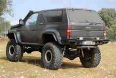 Nissan 4x4, Nissan Trucks, 4x4 Trucks, Nissan Hardbody 4x4, Nissan Terrano, Jeep Suv, Suzuki Jimny, Nissan Pathfinder, Custom Cars
