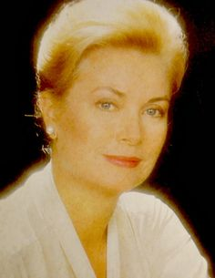 """meganmonroes: """"""""Grace Kelly in the 1980s. """" """""""