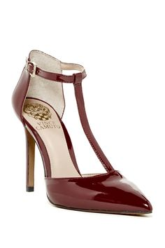 Nihal T-Strap Pump by Vince Camuto on @HauteLook