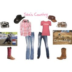Cowgirl / Country Girl