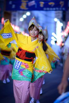 Japan --Odori is the Japanese word for dancing. A lot of dancing going on during the many Japanese festivals that are being celebrated throughout the year.