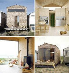 I want this tiny beach house!