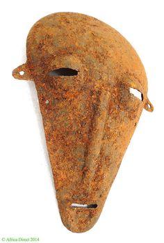 Bamana Forged Iron Mask