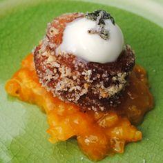 Beignets with Satsuma Marmalade by Francis Ang, Fifth Floor http://www.cuesa.org/recipe/beignets-satsuma-marmalade