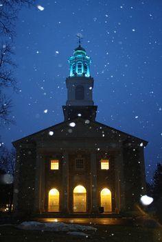 Colgate Chapel at Colgate University - Hamilton, NY