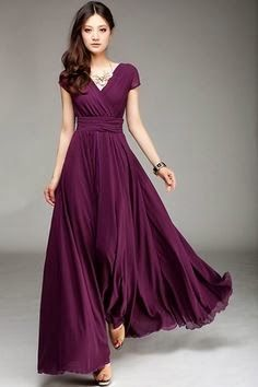 Cool Purple Maxi  just love this color EdithSellsHomes@gmail.com