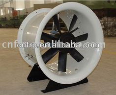Factory air condition used double speed axial flow ventilator